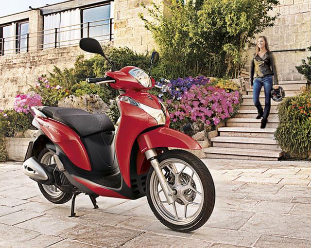 Vendita Scooter Honda Napoli