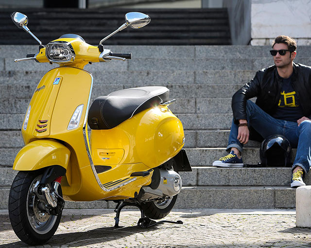 Vendita Scooter Vespa Napoli