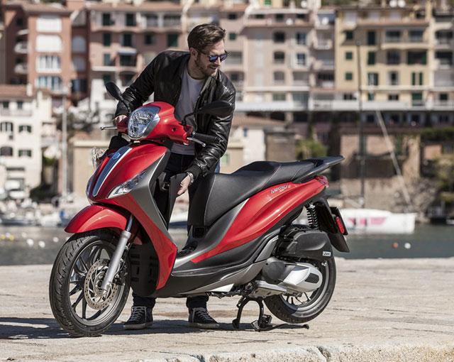Vendita Scooter Piaggio Napoli