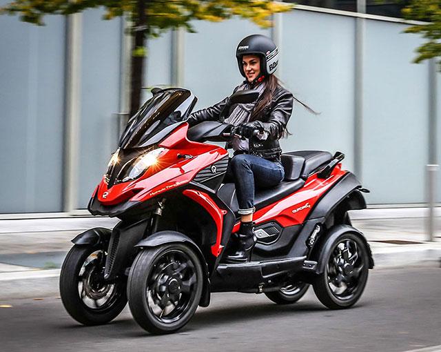 Vendita Scooter Quadro Napoli