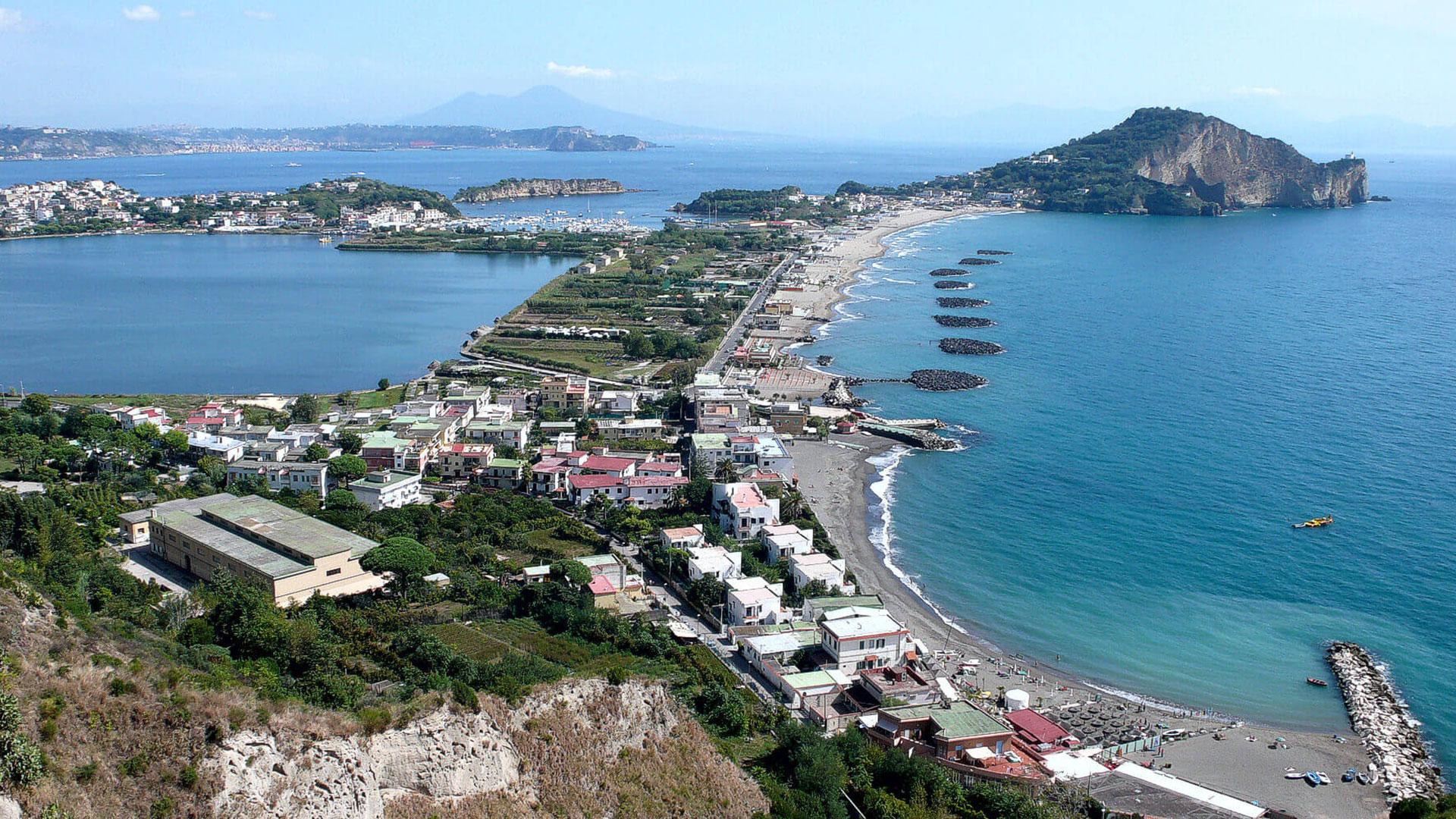 Tour Campi Flegrei in Vespa